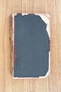 Cover 1931 Diary
