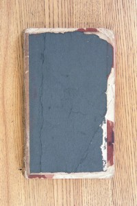 Cover 1932 Diary