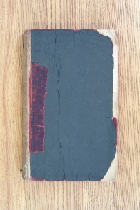 Cover 1934 Diary