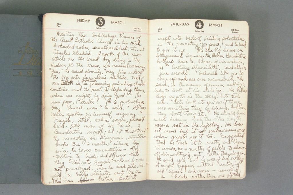 1939 Diary excerpt B P01 28