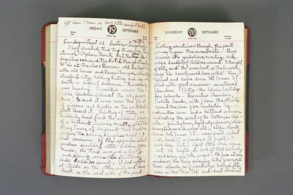 1947 Diary excerpt A P03 26