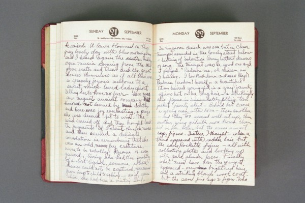 1947 Diary excerpt B P03 27