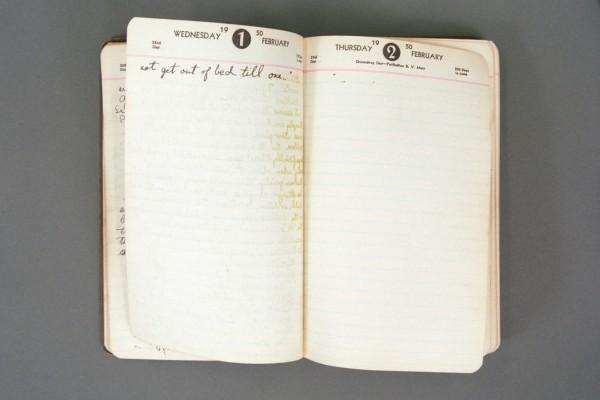 1950 Diary excerpt C P03 16