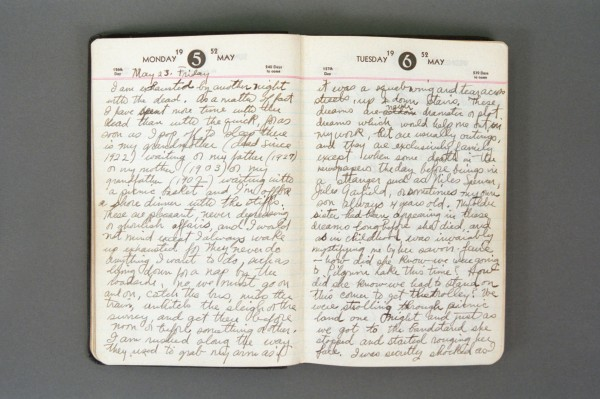 1952 Diary excerpt A P03 18