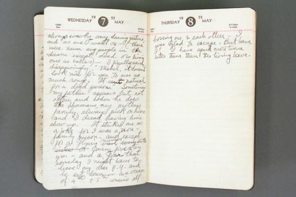 1952 Diary excerpt B P03 19