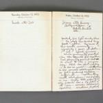 1953 Diary excerpt B P03 35