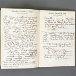1953 Diary excerpt C P03 36