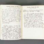1953 Diary excerpt D P03 37