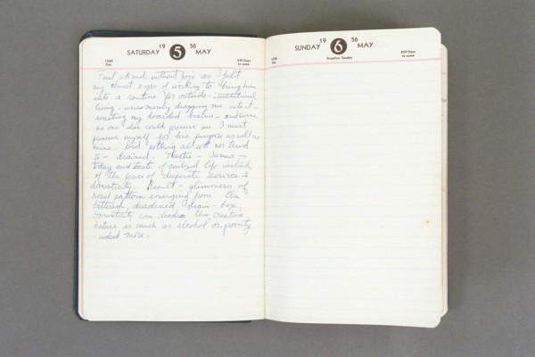 1956 Diary excerpt A P02 37