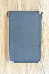 Cover 1939 Diary