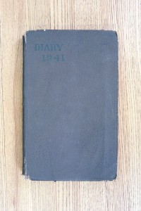 Cover 1941 Diary