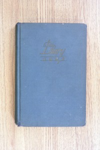 Cover 1942 Diary