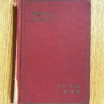 Cover 1944 Diary