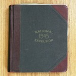Cover 1945 Diary