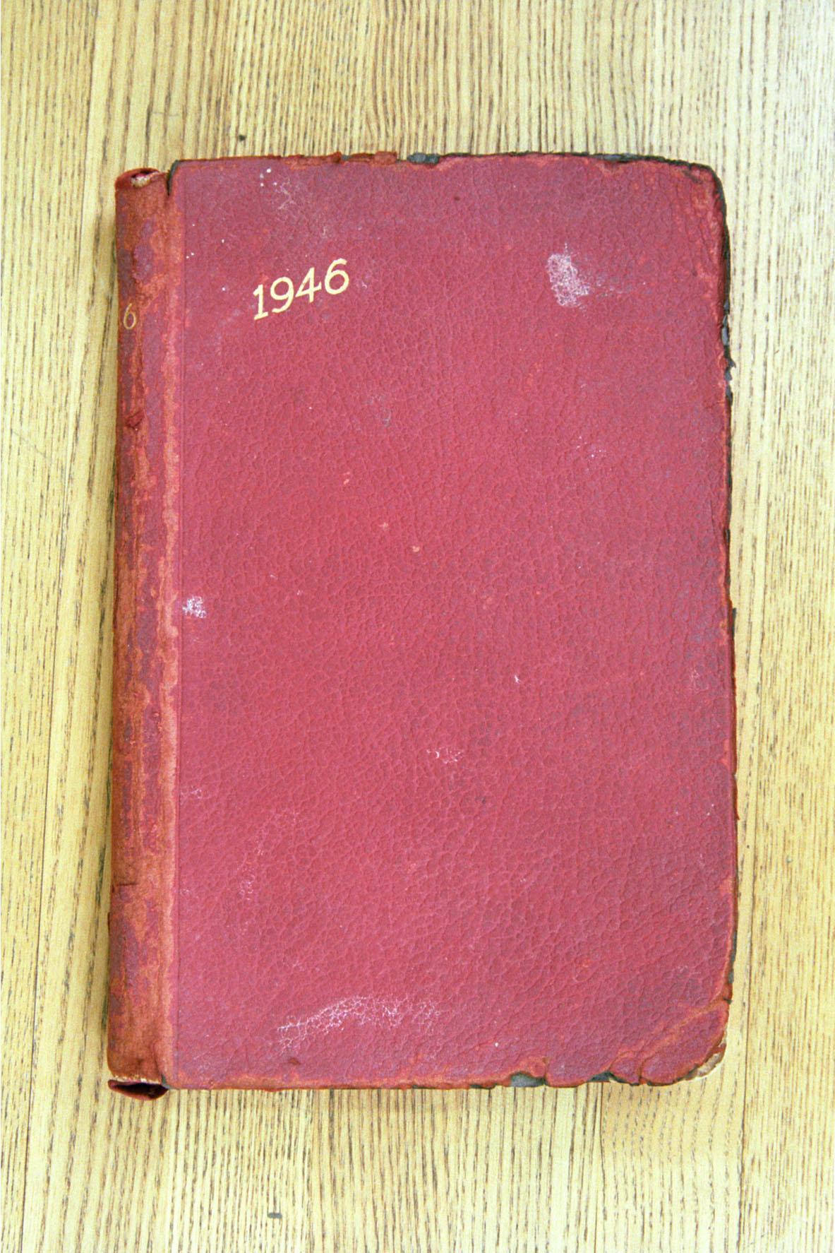 1946 Diary