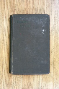 Cover 1949 Diary