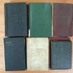 Cover 1954-1965 Diaries