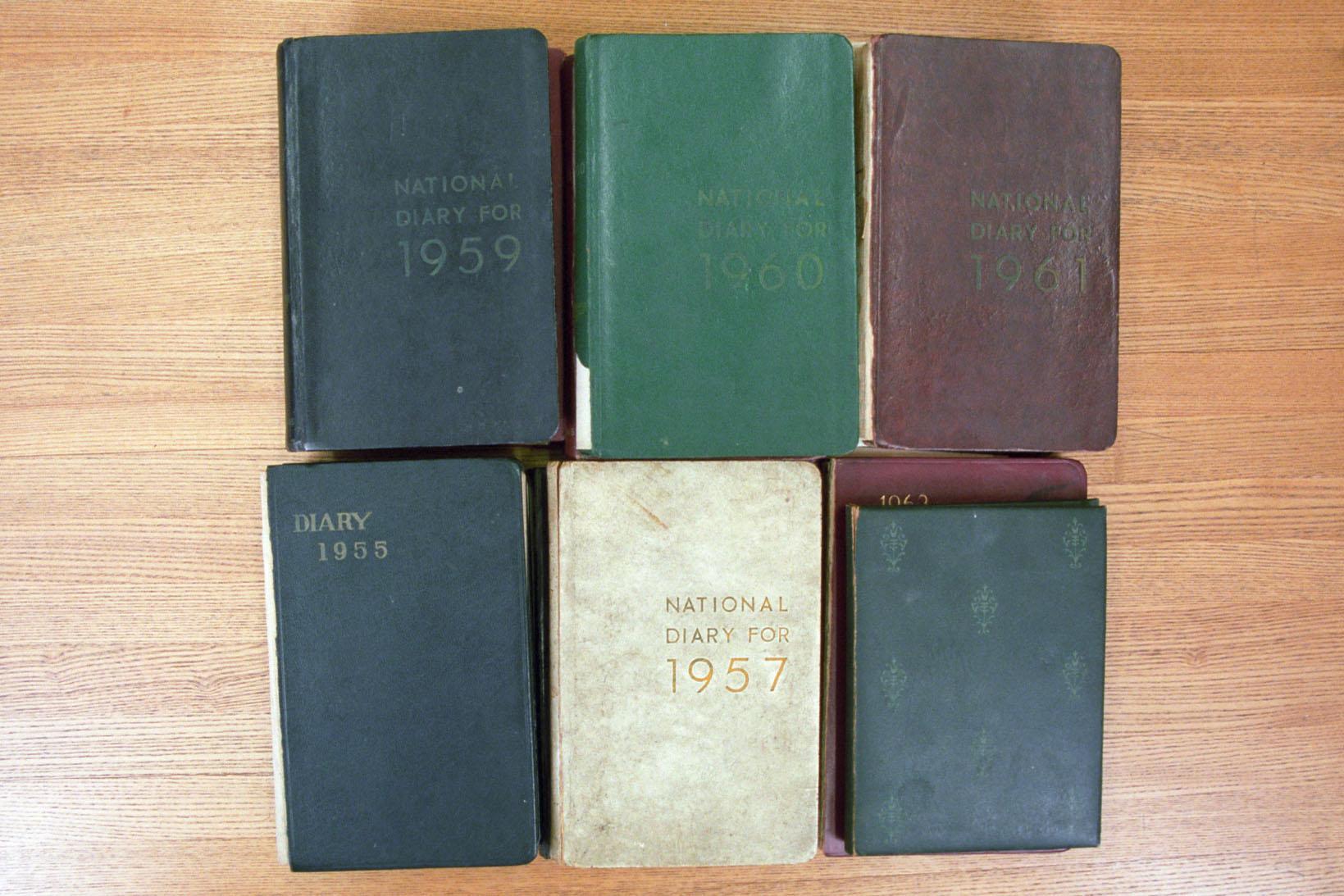 1954-1965 Diaries P02 18