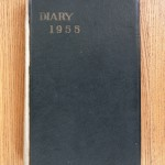 Cover 1955 Diary