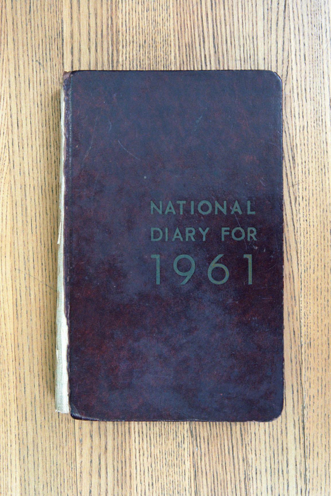 1961 Diary P02 11