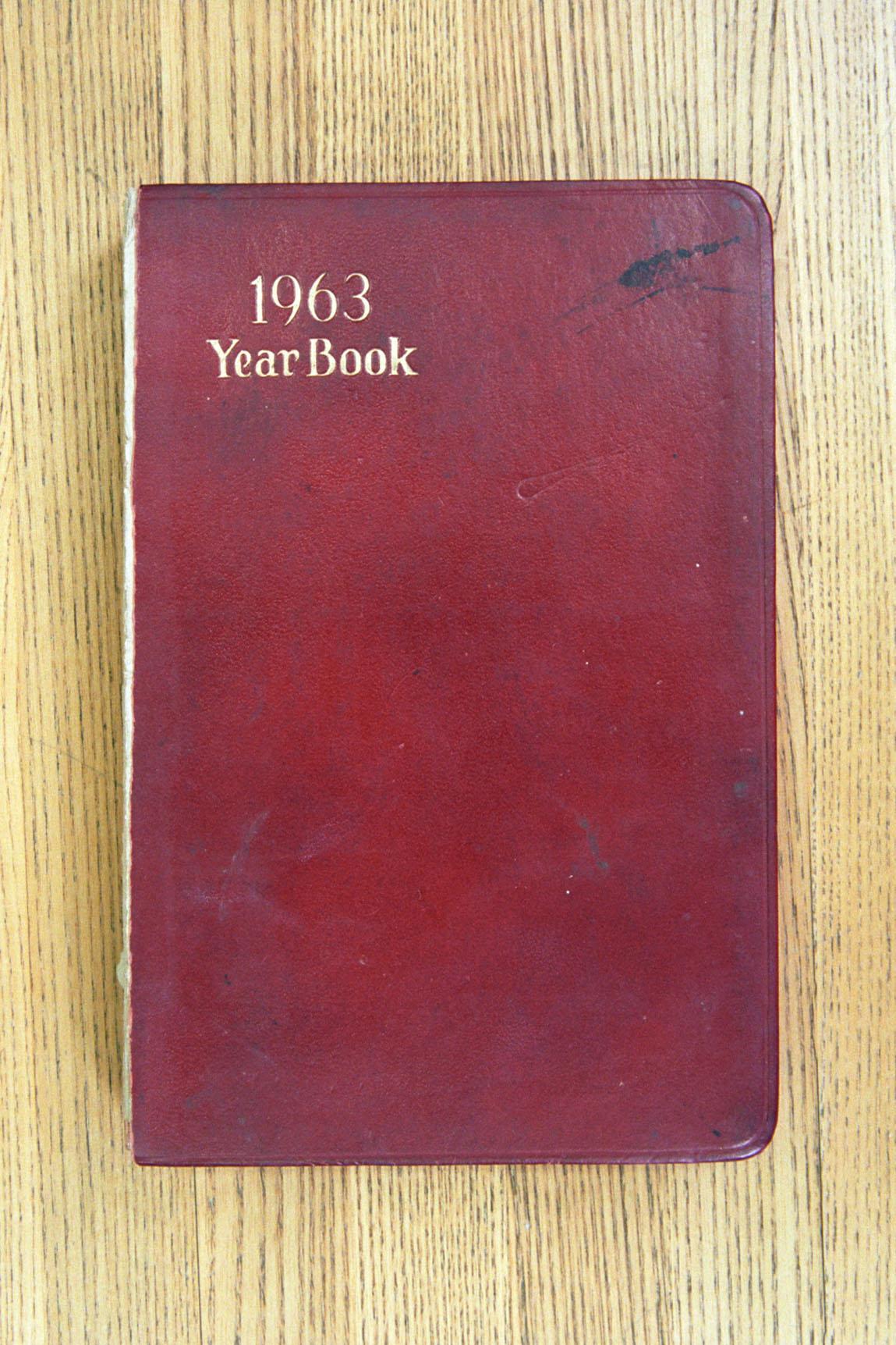1963 Diary P02 13