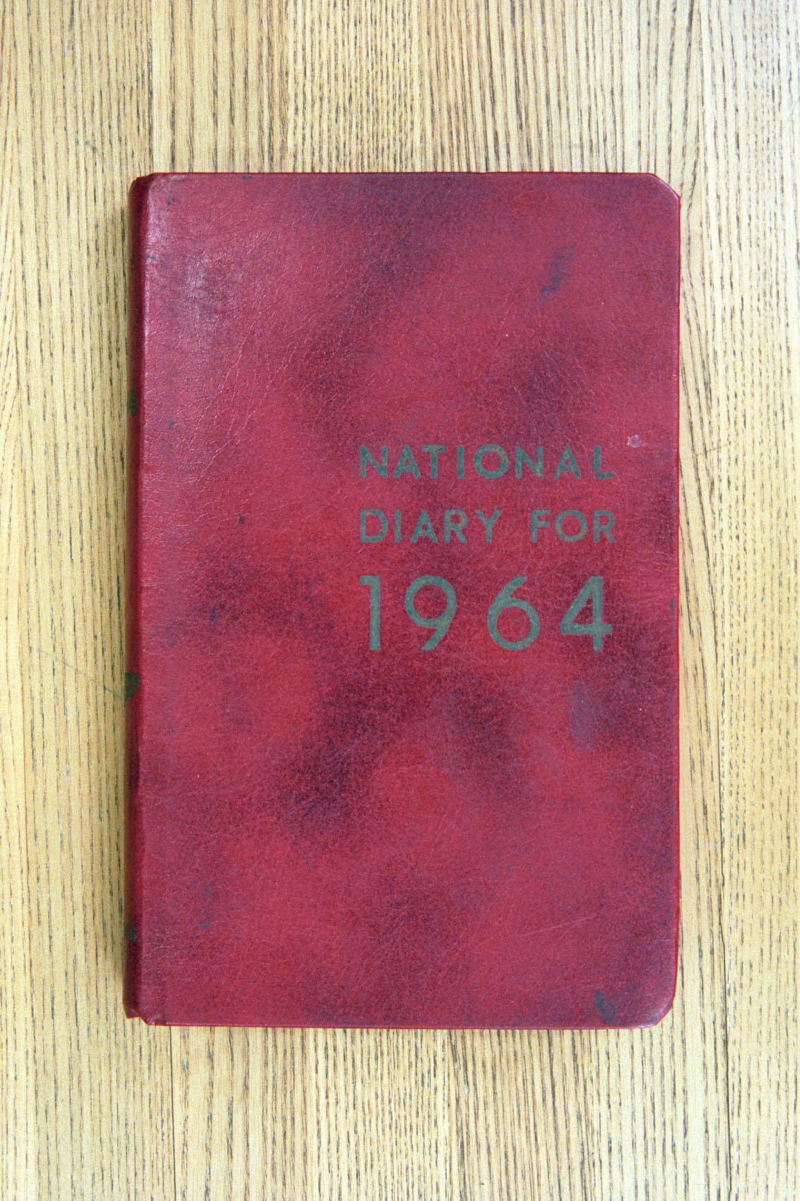 1964 Diary P02 14