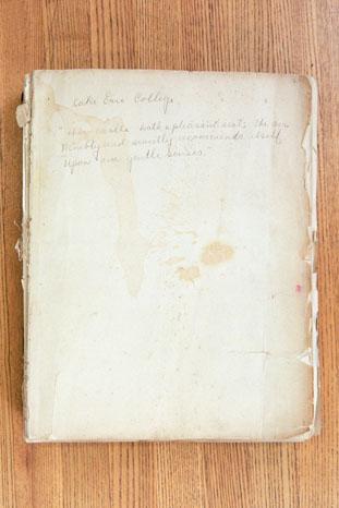 Camp Caho Diary 1916