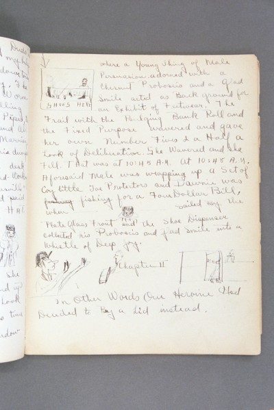 Early Diary excerpt J P04 12