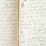 Early Diary excerpt O P04 17
