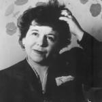 Dawn Powell, 1952.